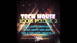 1642 Beats - Tech House Loops Vol. 2 [1642B003] - www.1642beats.com