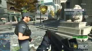 Battlefield™ Hardline swat mix
