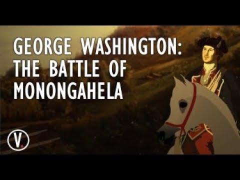 George Washington: The Battle of Monongahela