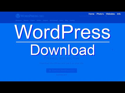 Download WordPress - A WordPress Installation Tutorial