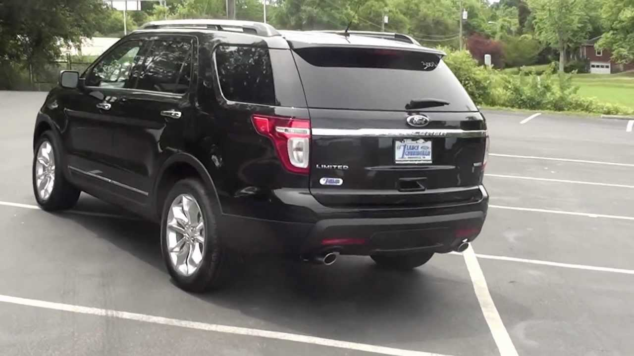 for sale 2013 ford explorer limited stk 30035 wwwlcfordcom youtube