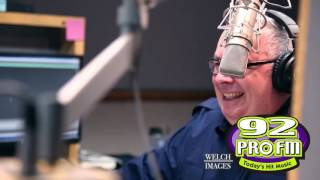 Charlie Puth Sings To Marvin Gaye In The 92 PRO FM Studio
