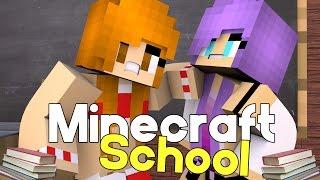 girl fight   minecraft school s1 ep 13 minecraft roleplay adventure
