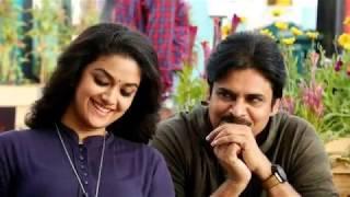 Ee Kshanam Lo status Video| Pawan Kalyan Agnatavasi Telugu Song #FanMade