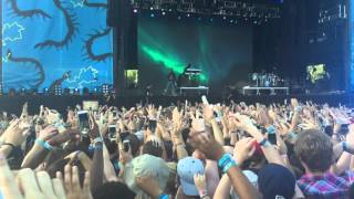 Kid Cudi - Soundtrack 2 My Life (live) @ Lollapalooza 8-1-15