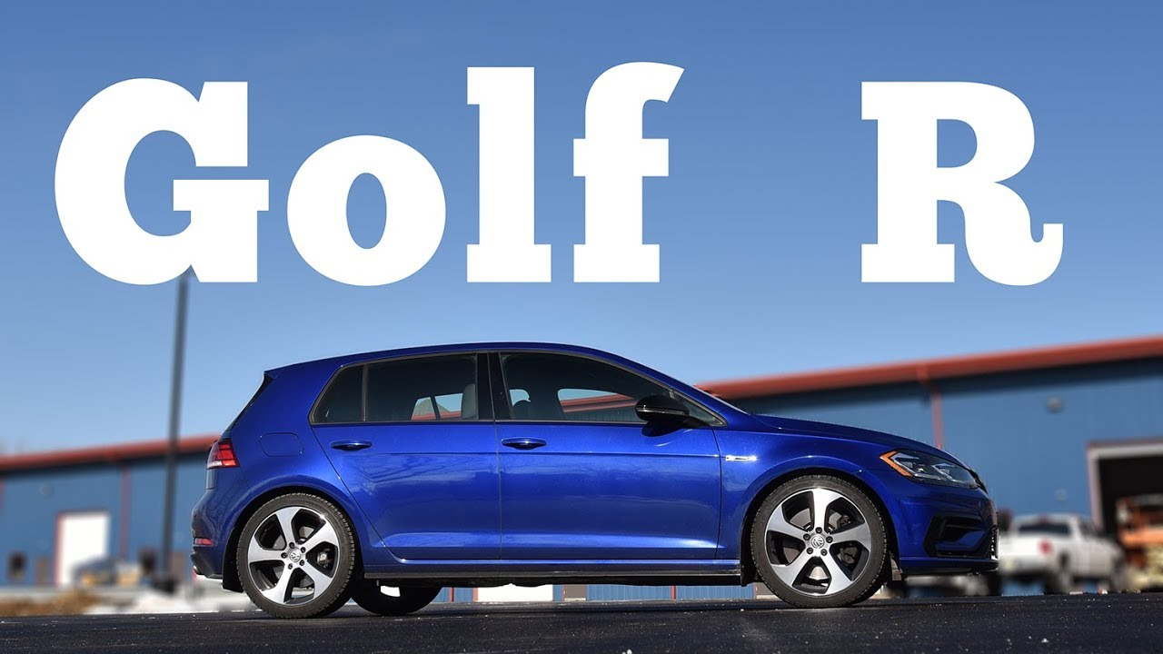 2018 Volkswagen Golf R Regular Car Reviews