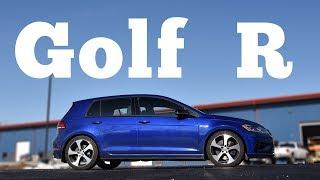 2018 Volkswagen Golf R: Regular Car Reviews