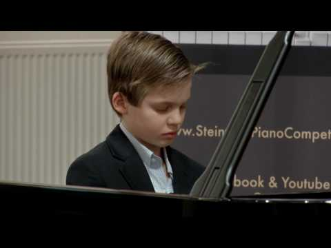 Steinway Piano Competition 2017 - Nies Michael - Lower Level