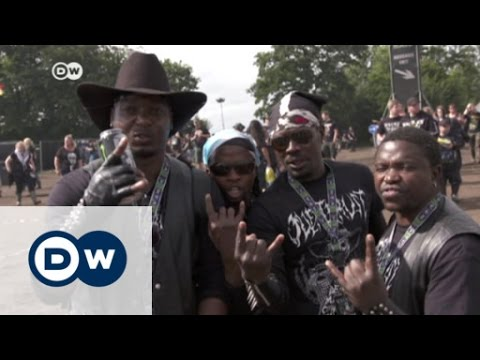 Heavy metal from an unlikely place | DW News