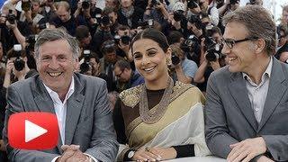 Cannes Film Festival 2013 - Vidya Balan At The Jury Photocall