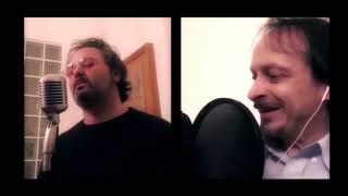Il messaggio di speranza del duo Giovanni Mazzone e Mimmo Fracchiolla