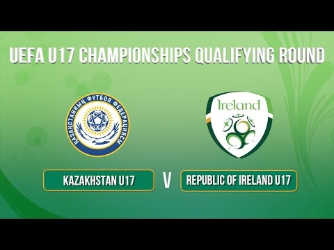 Republic of Ireland Under 17's secure Elite Phase qualification