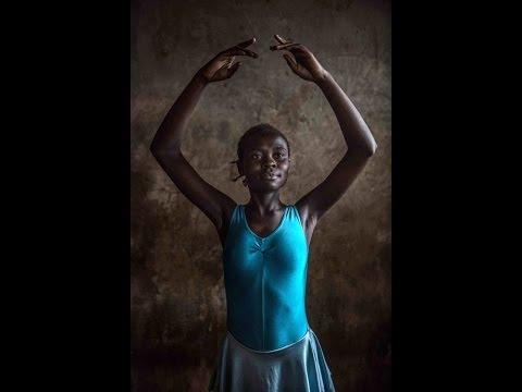Slum Ballet de Mike Wamaya danseur Kenyan Diapo MD Jambo Bwana