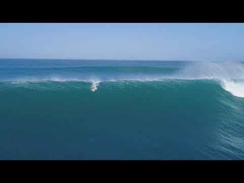 Surfing Tres Palmas March, 5th, 2018