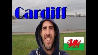 Un día en Cardiff + Wales vs Spain ~ VLOG