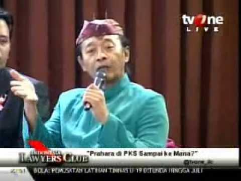 Indonesia Lawyer Club Agustus 2014