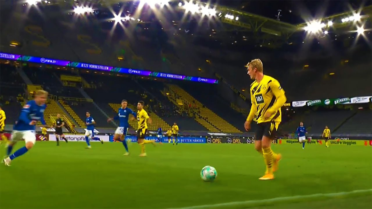 Download Don't Forget What Julian Brandt Can Do!