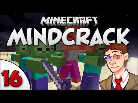Minecraft MindCrack - SMP4 E16 - Totes McBoats