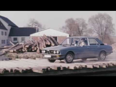 Bmw 5 Series E12 1972 1981 Test Drive Youtube
