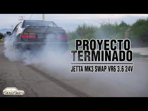 JETTA MK3 SWAP