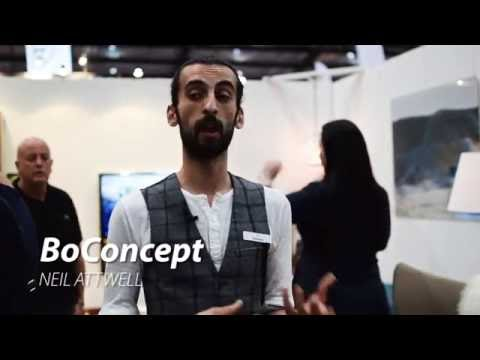 Scottish Home Show 2016, Aberdeen - Spotlight on BoConcept
