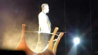 Robbie Williams - Gospel - live Munich München Olympiastadion 2013-08-07