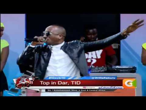 wee-dada,-tid-mnyama-performing-newest-release-ft.-rich-mavoko-#10over10