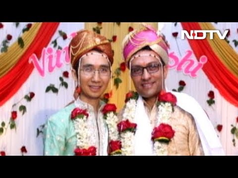 """Indian Techie Marries Gay Partner, Says """"Need To Claim Our Culture Back"""""""