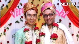 Indian Techie Marries Gay Partner, Says