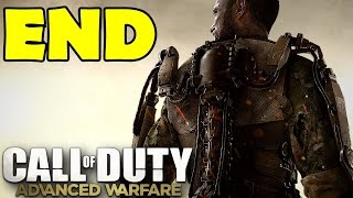 Call of Duty Advanced Warfare Ending Final Boss Cut Scene Gameplay Let