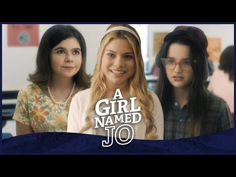 "A GIRL NAMED JO  Annie & Addison in ""Runaway Girl""  Ep 3"