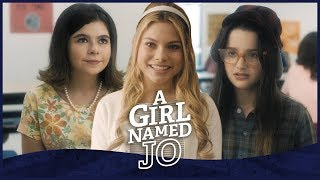 "Video A GIRL NAMED JO | Annie & Addison in ""Runaway Girl"" 