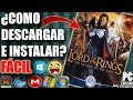 Descargar The Lord of the Rings: The Return of the King para PC en español FÁCIL (FULL)