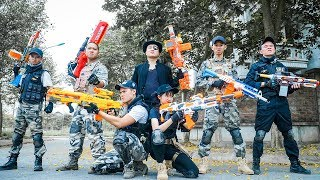LTT Nerf War : SEAL X Warriors Nerf Guns Fight Criminal Group Dr Lee Revenge Bro