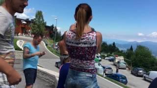 Trento Bondone 2016 + crash drift