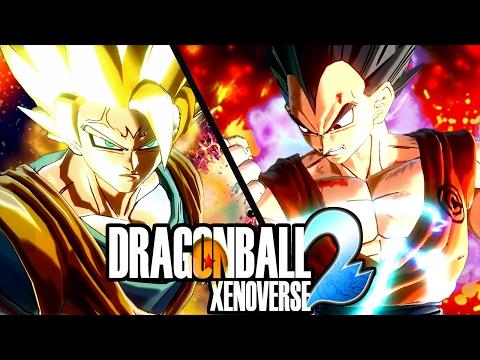 VEGETA SUPER SAIYAN 3!! MAJIN GOKU E' FOLLE! #WHATIF Dragon Ball Sai #4 Xenoverse 2 Gameplay ITA