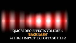 QMG - CHROMA KEYED SPECIAL EFFECTS FILM FOOTAGE - VOL 1 - 5 - DEMO