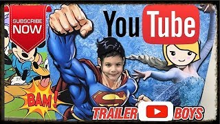 Trailer Famous Toli 🎥Greek Blogger 🎬 κανάλι για τα παιδιά..  ελληνικα challenge για παιδια greece