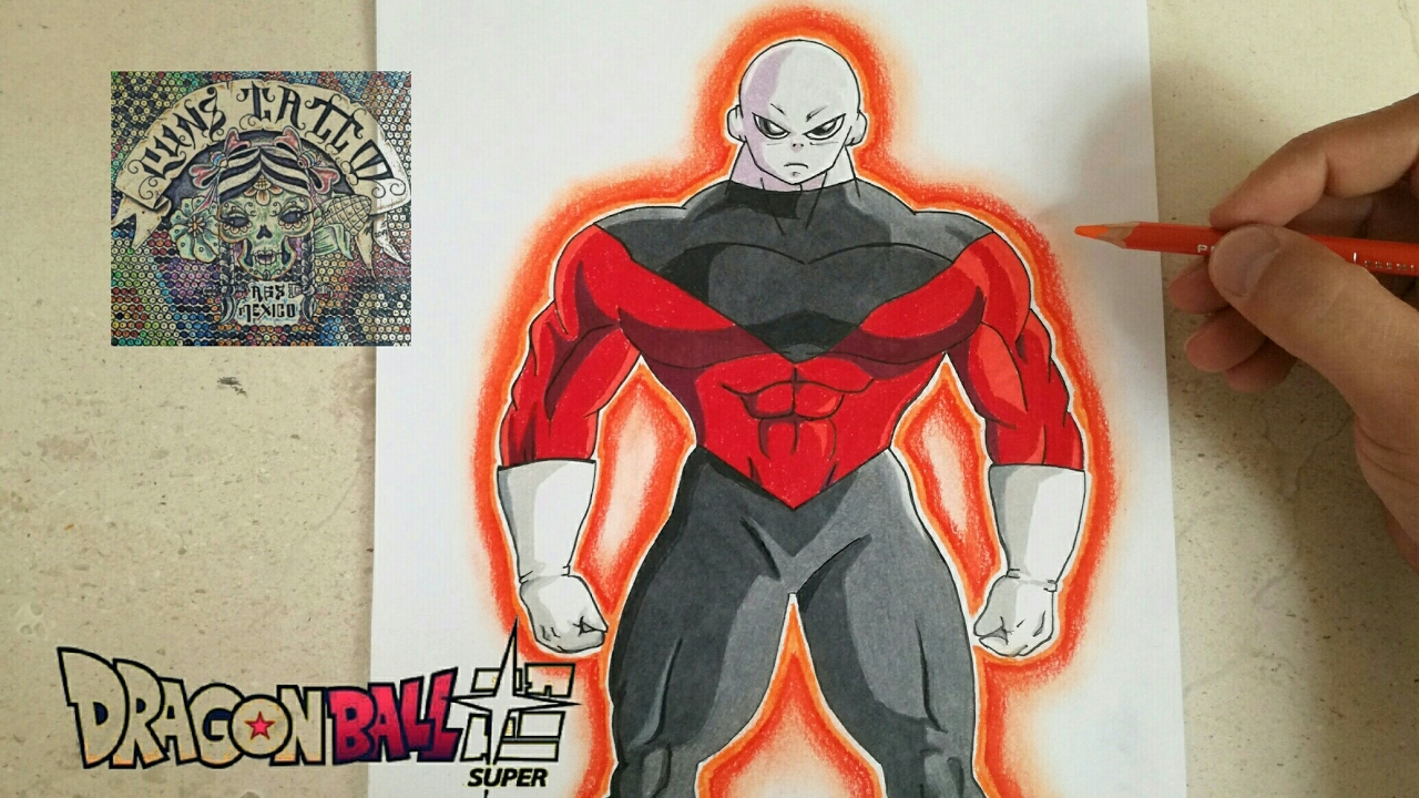DRAGON BALL SUPER / How To Draw