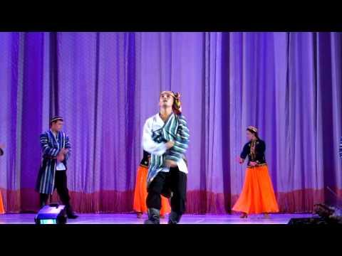 Uzbek Dance Movie - Dilhiroj