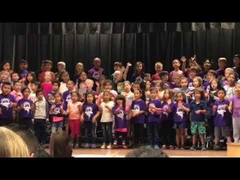 Eli kinder choir last song