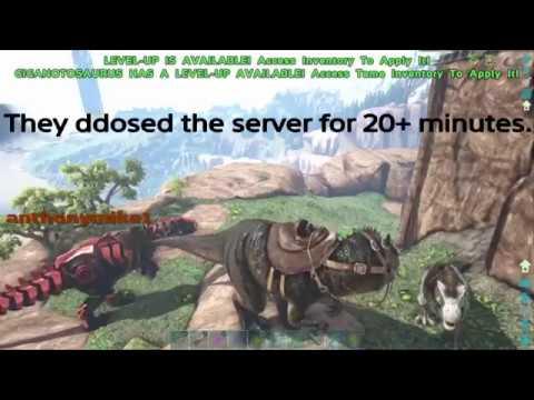 vVv Server Defense and Counter Wipe VS Da Boyz/DinoGyneCology/VIP/PvEGirls