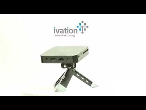 Micro projector hdmi kronne para macbook apple tv iphone for Micro projector for iphone 6
