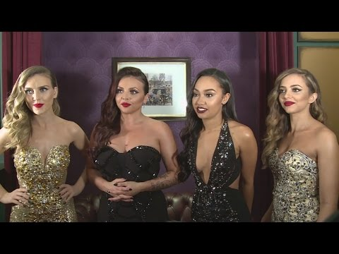 Little Mix Talk Justin Bieber And Have Awkward 'Harry Who?' Moment