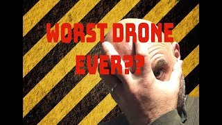 Is This the Worst Drone EVER??