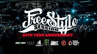 MONSTER ENERGY VS SQUADRON |FINAL BATTLE| FREESTYLE SESSION WORLD FINALS 2017