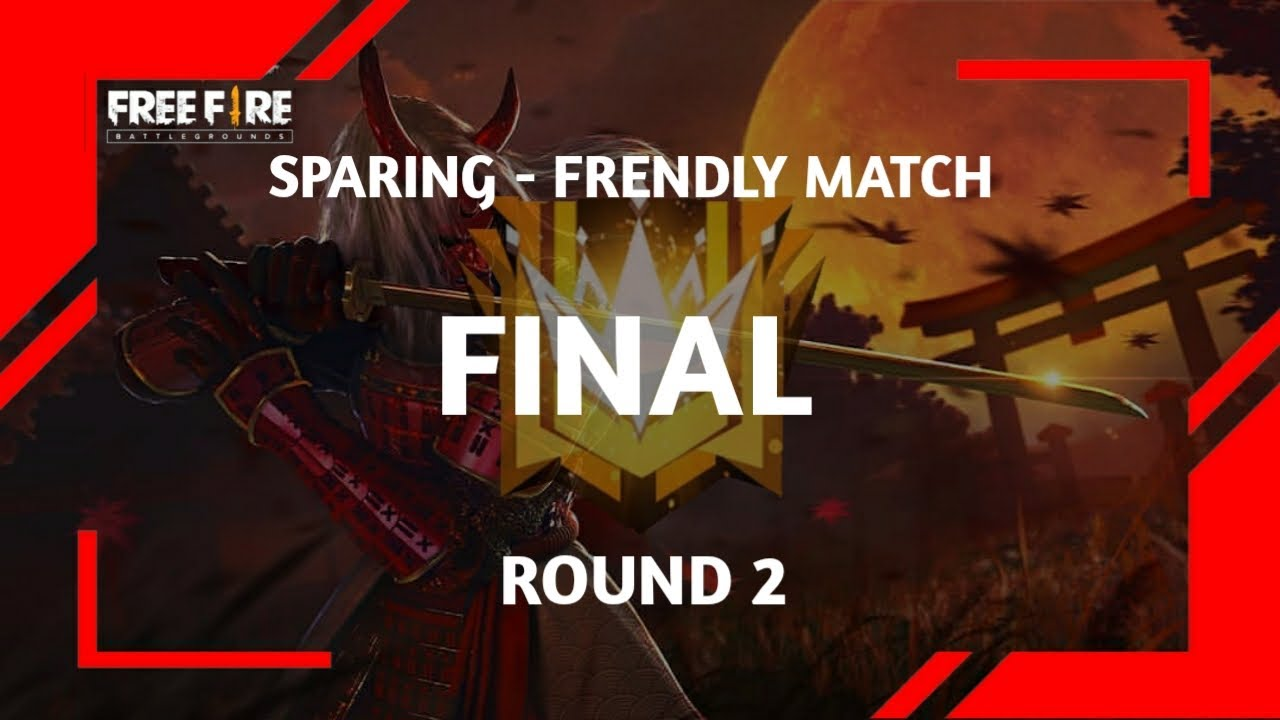 FRENDLY MATCH FINAL S1 ROUND 2  -  FREE FIRE INDONESIA