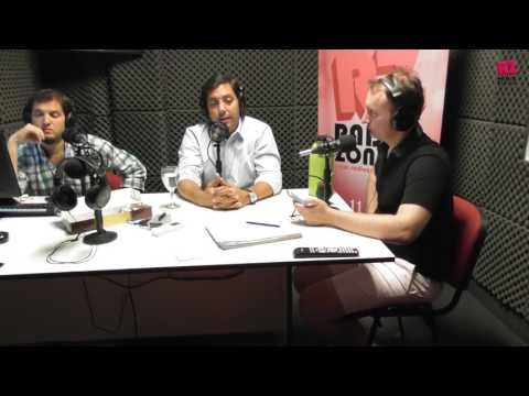Diego Garcia Vilas en El Arranque - Radio Zonica