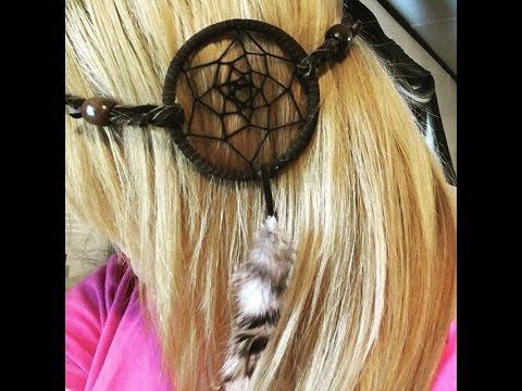 DIY Dreamcatcher Headband  353b21fce11