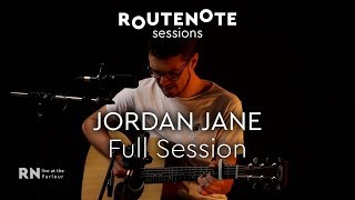 Jordan Jane  - Full Session | Live at the Parlour | RouteNote Sessions